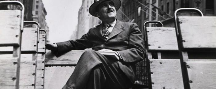 """Po stopách velikánov. """"Viedeň včerajška"""" so Stefanom Zweigom."""