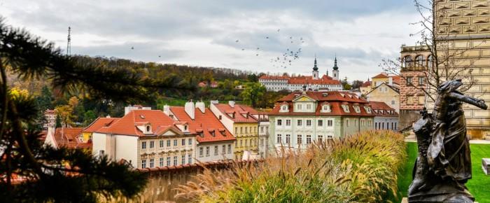 Príbehy z cestovateľského denníka.  Životná múdrosť pražského bezdomovca.