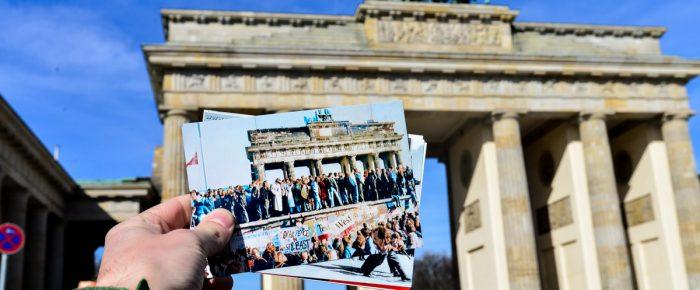 Berlín mesto symbolov. 5 historických miest, ktoré musíte navštíviť.