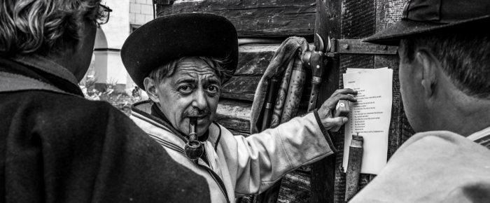 Svet čiernobielej fotografie. 22 unikátnych portrétov z cestovateľských potuliek. I.