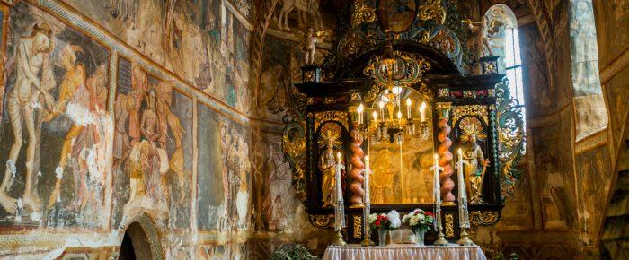 Po stopách gotickej cesty v Gemeri I. – Úžasné nástenné fresky v Ochtinej.