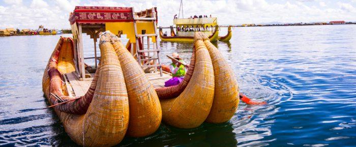 Reportáž z Peru – Život na plávajúcich ostrovoch na jazere Titicaca