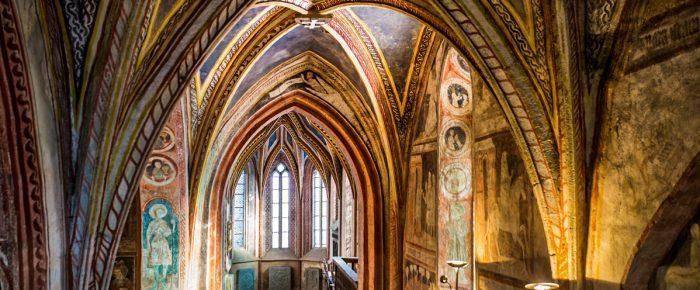 Po stopách gotickej cesty III. Gemerské fresky čakajú na zápis do európskeho dedičstva. (Štítnik a Koceľovce)