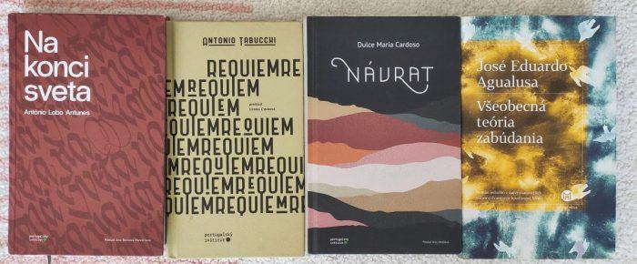 Pre milovníkov portugalskej literatúry. Knižné tipy.