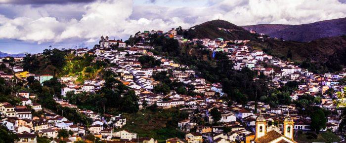 Príbeh mesta Ouro Preto, brazílskej Banskej Štiavnice. (fotoreportáž)