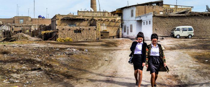 Skryté tajomstvá hodvábnej cesty II. Uzbecká Chiva – orientálna perla v púšti(Reportáž)